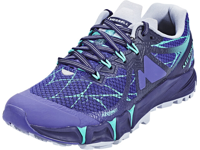 Merrell Agility Peak Flex - Chaussures running Femme - violet